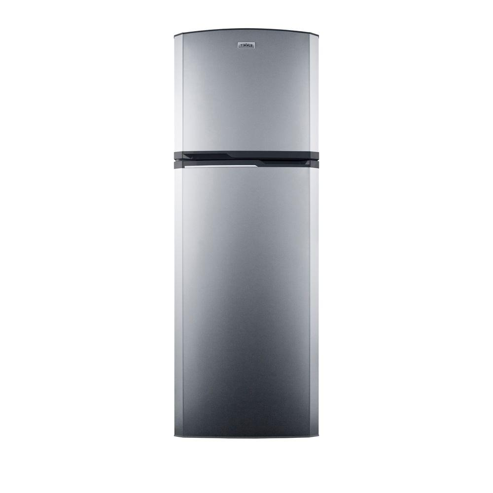 8.8 cu. ft. Built-in Top Freezer Refrigerator in Stainless Steel