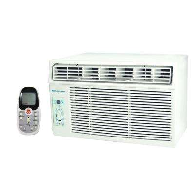 8,000 BTU 115-Volt Window Air Conditioner with Remote