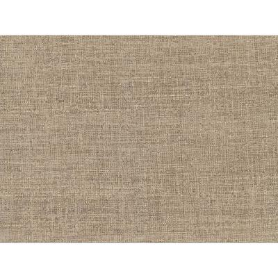 72 sq. ft. Mindoro Taupe Grass Cloth Wallpaper