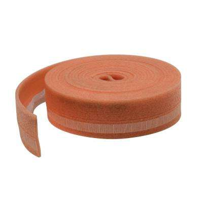 Bekotec-BRSK 4 in. x 164 ft. Polyethylene Foam Tile Edging Strip