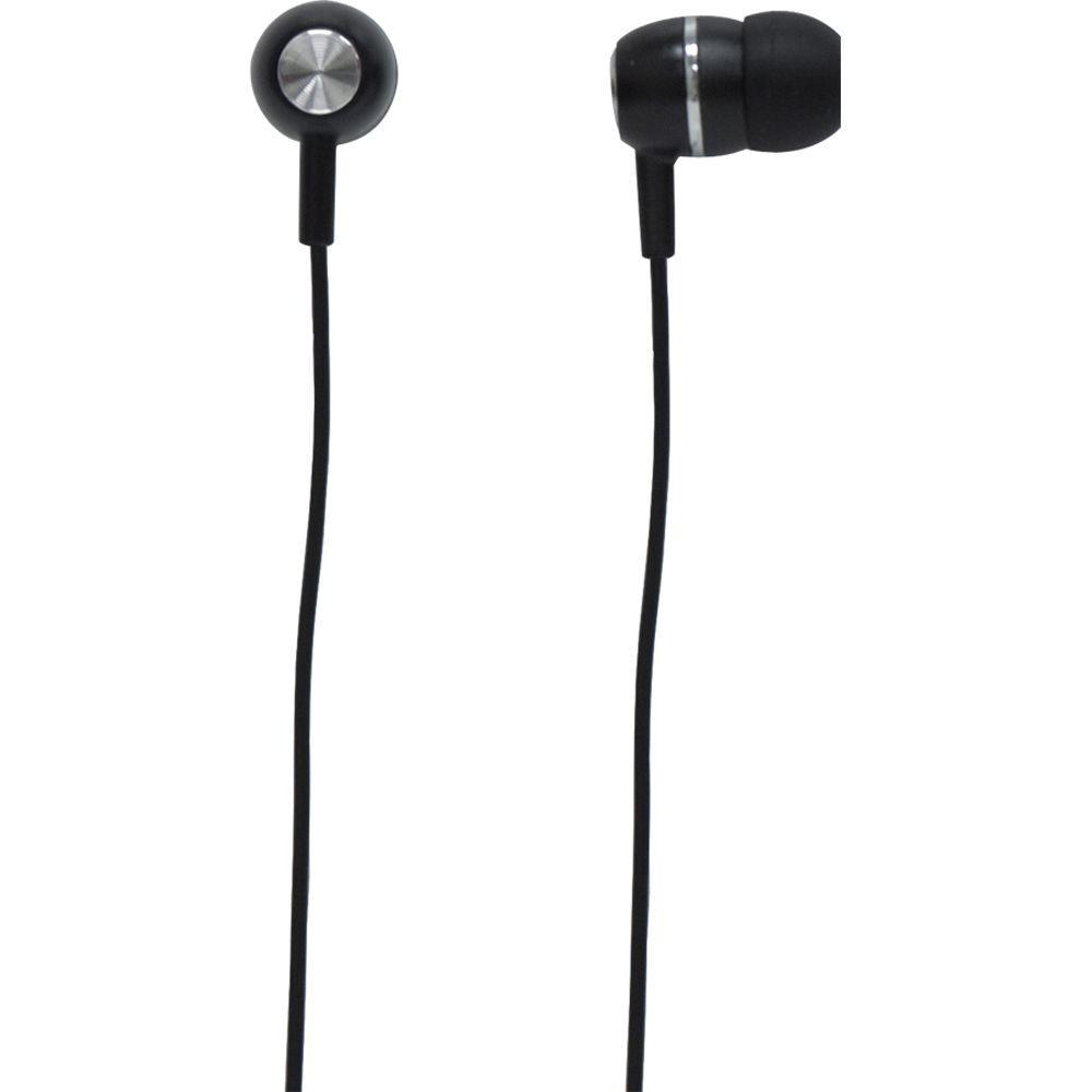 Headphone Earbuds Graphite Slate - Grey