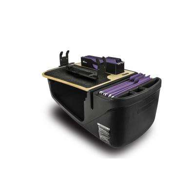 Efficiency FileMaster Elite with Built-In Power Inverter and Printer Stand