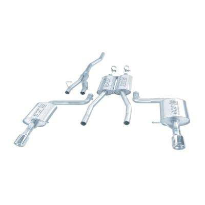 Cat Back system for 02-08 Audi A4 Quattro 2.0L 4cyl