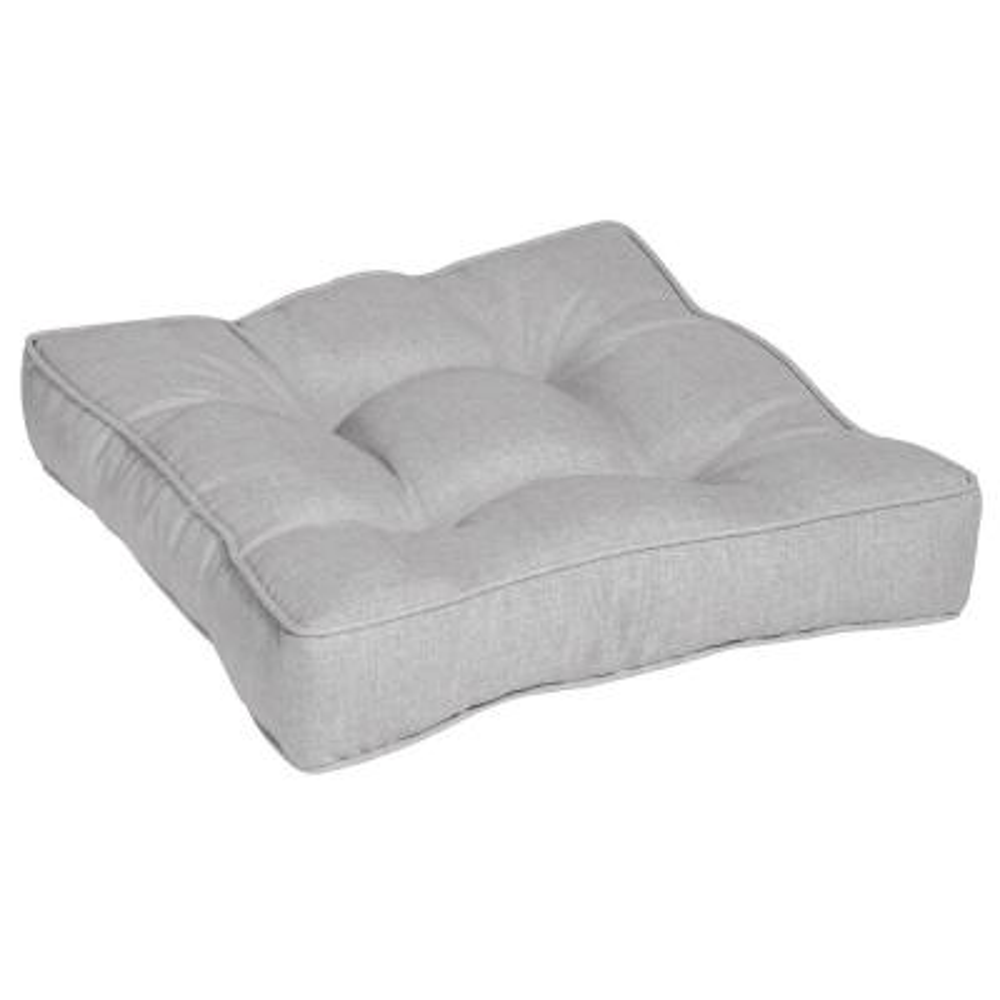 25 in. Paloma Woven Outdoor Floor Cushion