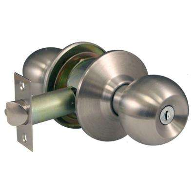 Commercial Privacy Bed/Bath Ball Door Knob