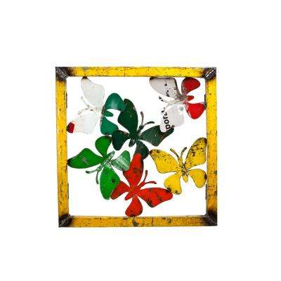 Large Butterfly Wall Decor