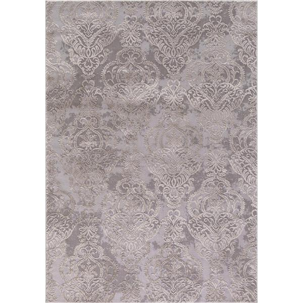 Thema Lancing Ivory 5 ft. x 7 ft. Area Rug