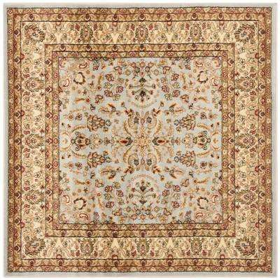 7 X 7 Oriental Area Rugs Rugs The Home Depot
