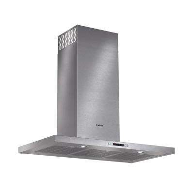 500 Series 36 in. Box Style Canopy Range Hood with Lights in Stainless Steel
