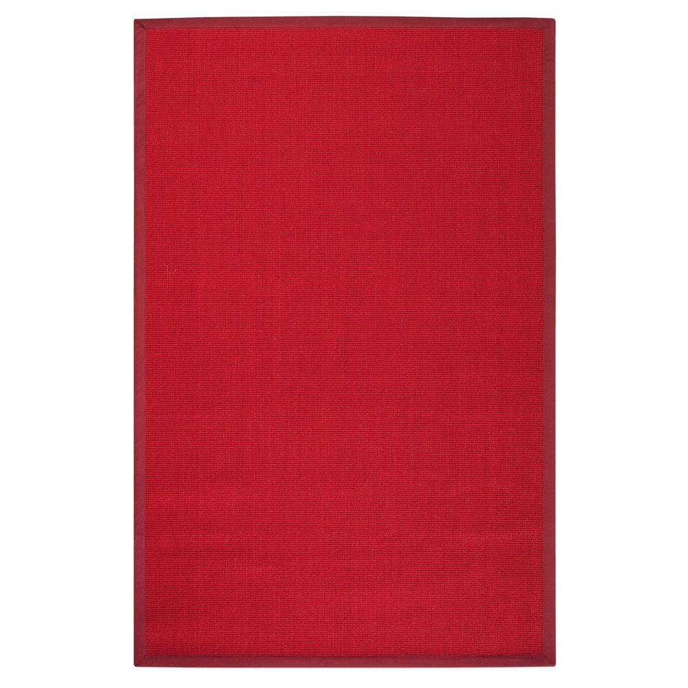 Home Decorators Collection Amherst Cranberry 2 ft. x 3 ft. 4 In. Accent Rug
