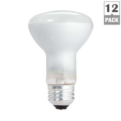45-Watt Incandescent R20 Flood Light Bulb (12-Pack)