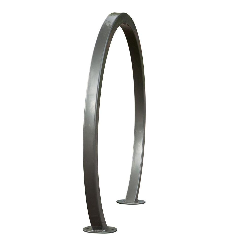 Ultra Play Surface Mounted Commercial Park Horizon Bike Rack