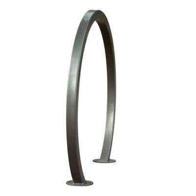 Surface Mounted Commercial Park Horizon Bike Rack