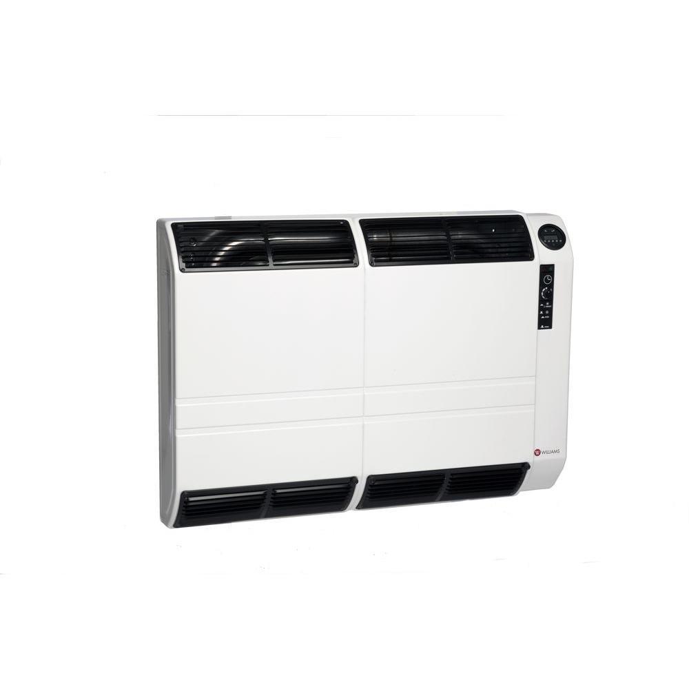 29,000 BTU/Hr Direct-Vent High-Efficiency Wall Furnace Propane Heater