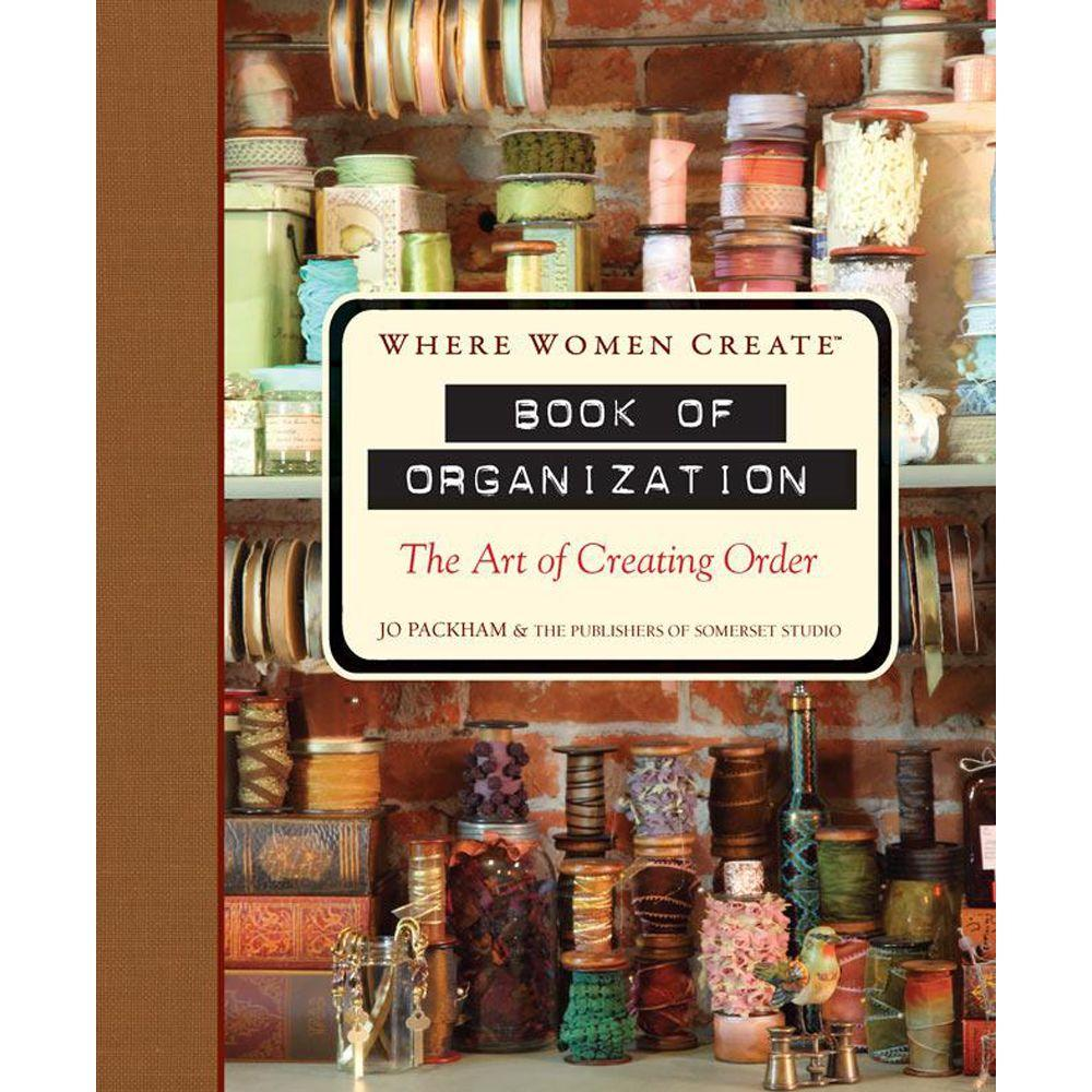 null Where Women Create: Book of Organization