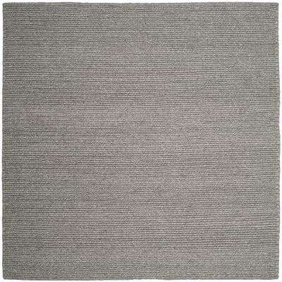 Natura Steel 6 ft. x 6 ft. Square Area Rug