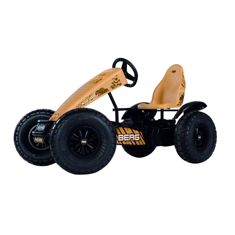 BERG Safari BFR Pedal Cart, Yellows/Golds