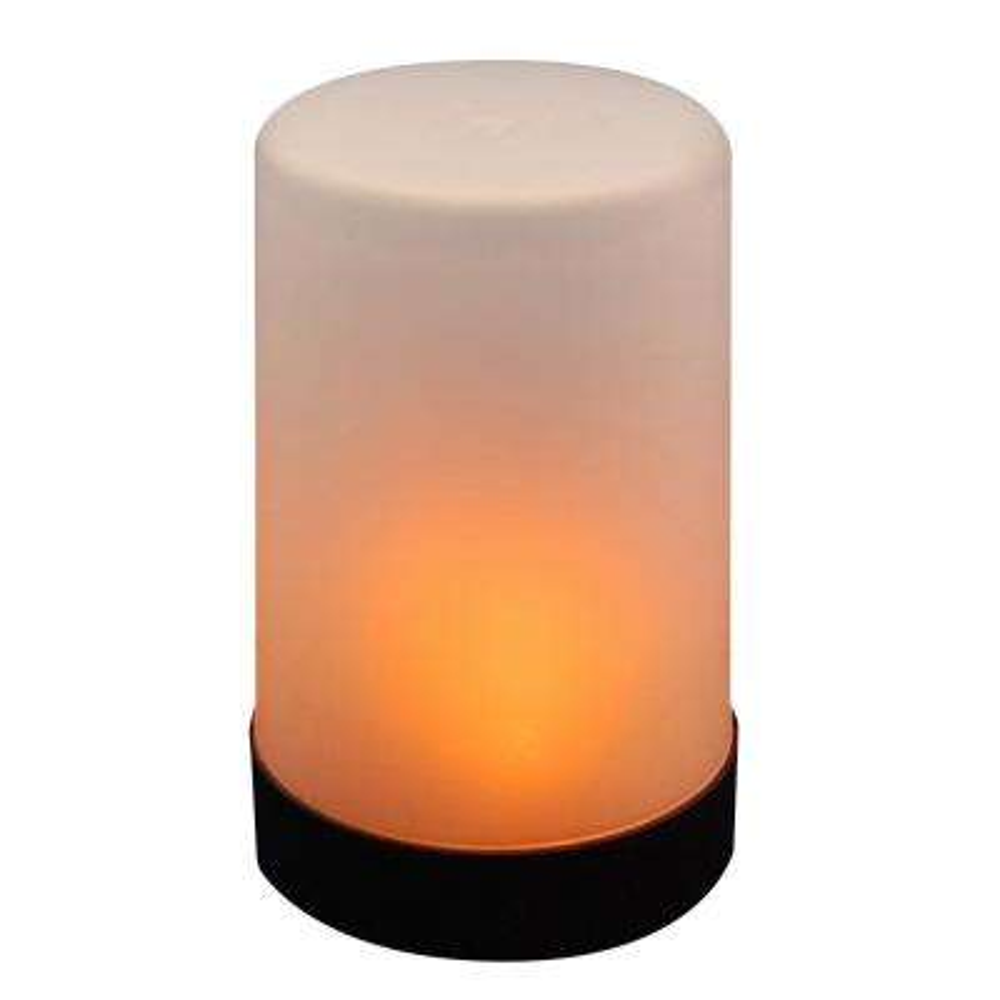 Fire-Like Amber Battery Powered LED Light