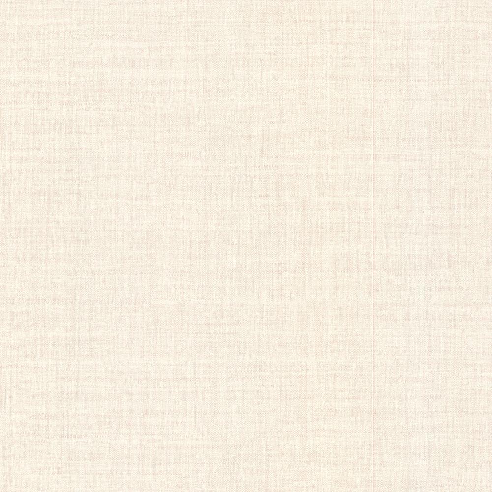 Breeze Blush Woven Texture Wallpaper