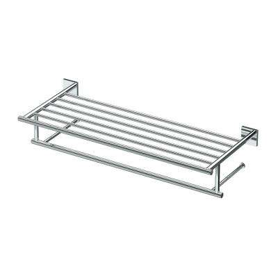 Elevate 26 in. Towel Rack in Chrome