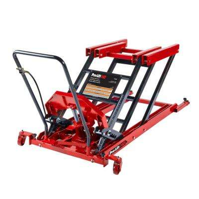 Utility Lift for Riding Lawnmower Motorcycle 2300 lbs. Capacity