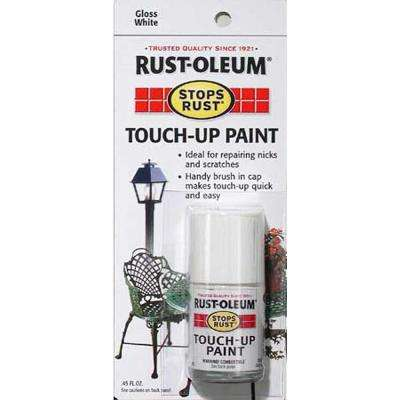 0.45 oz. Gloss White Touch-Up Paint (Case of 6)