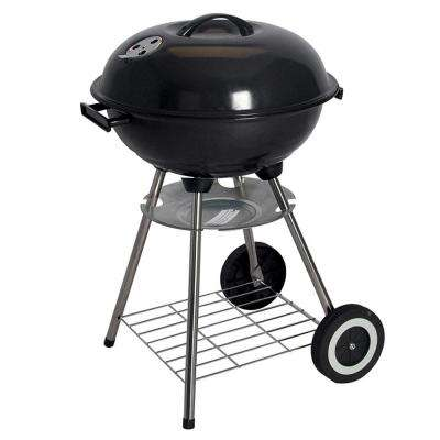 Charcoal Grill in Black