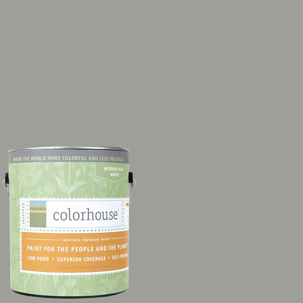 1 gal. Metal .04 Flat Interior Paint