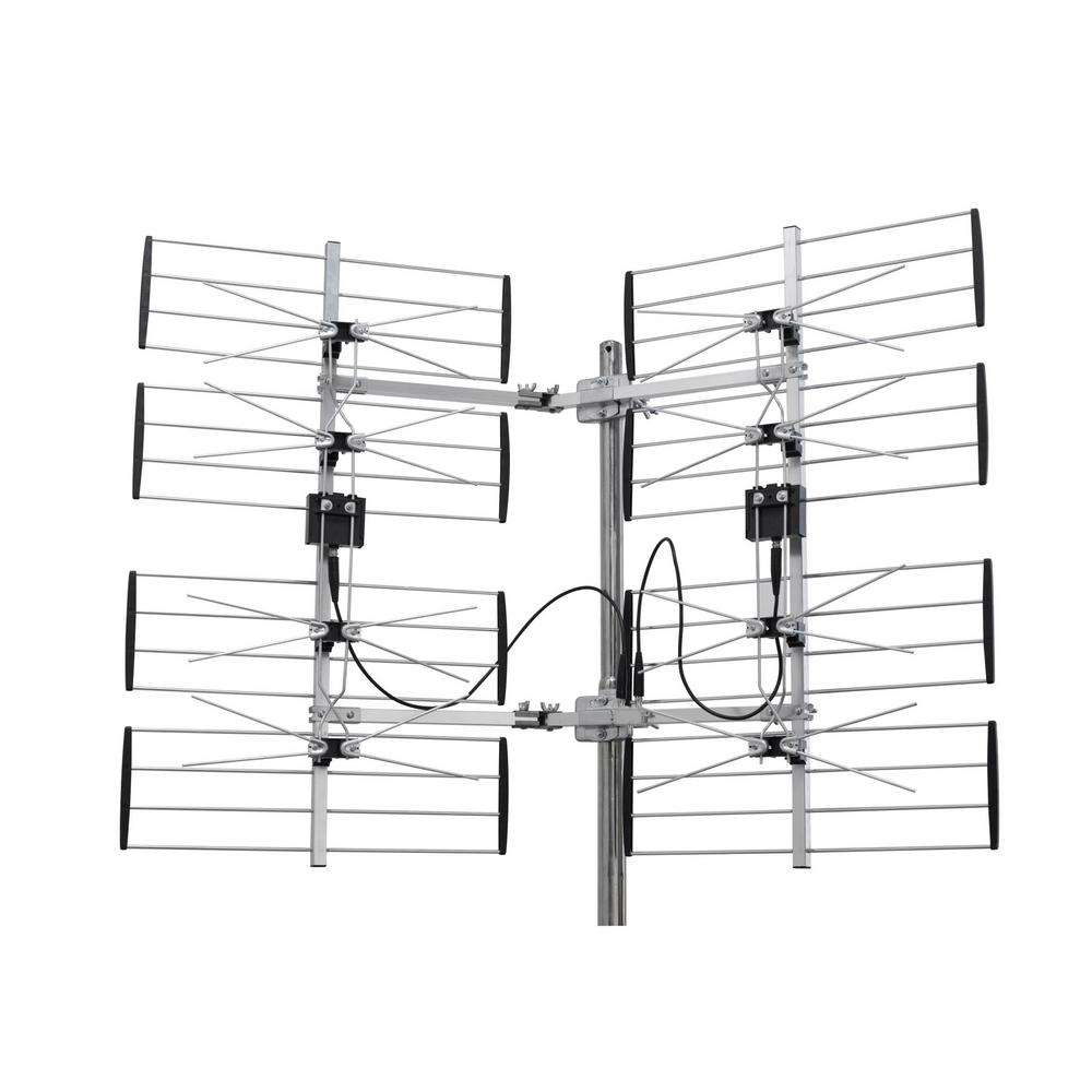 channel master masterpiece 45 heavy duty directional outdoor tv antenna-cm-5016