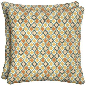 Sheridan Square Outdoor Throw Pillow (2-Pack)