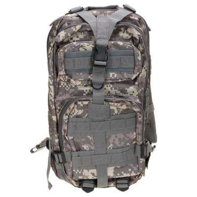 3P The Rucksack March Outdoor Tactical 17 in. ACU Camouflage Backpack Shoulders Bag