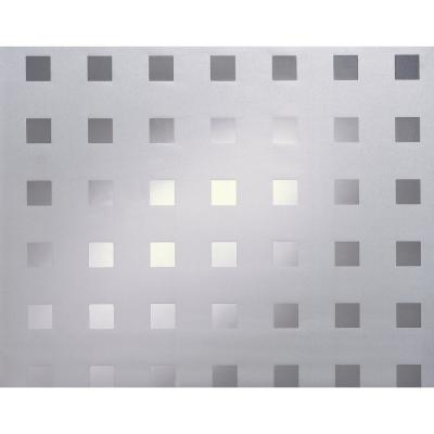 17 in. W x 59 in. H Caree Home Decor Static Cling Window Film (2-Pack)