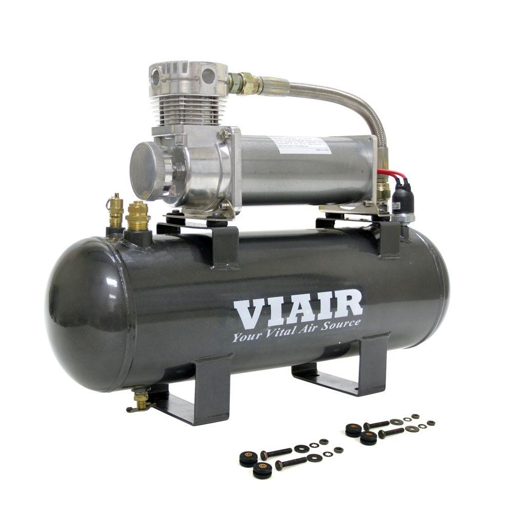 Viair 2 Gal 12 Volt 200 Psi High Flow Air Source Kit 20008 The Valve Wiring Diagram