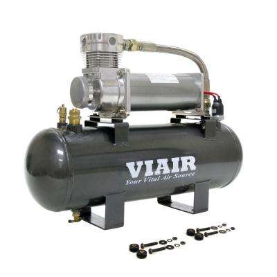 2 Gal. 12-Volt 200 psi High-Flow Air Source Kit
