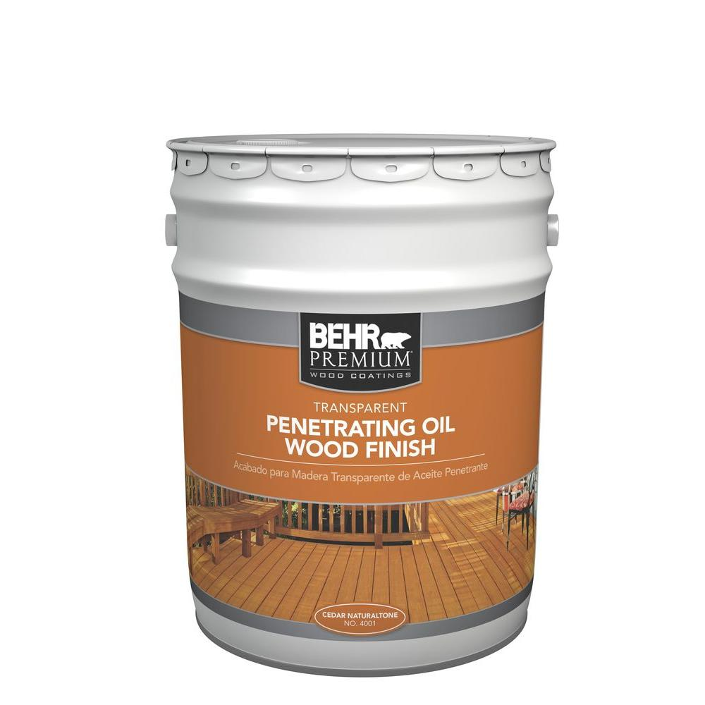 5 Ga Gallon Flood Exterior Stain Waterproofing Paint The Home Depot
