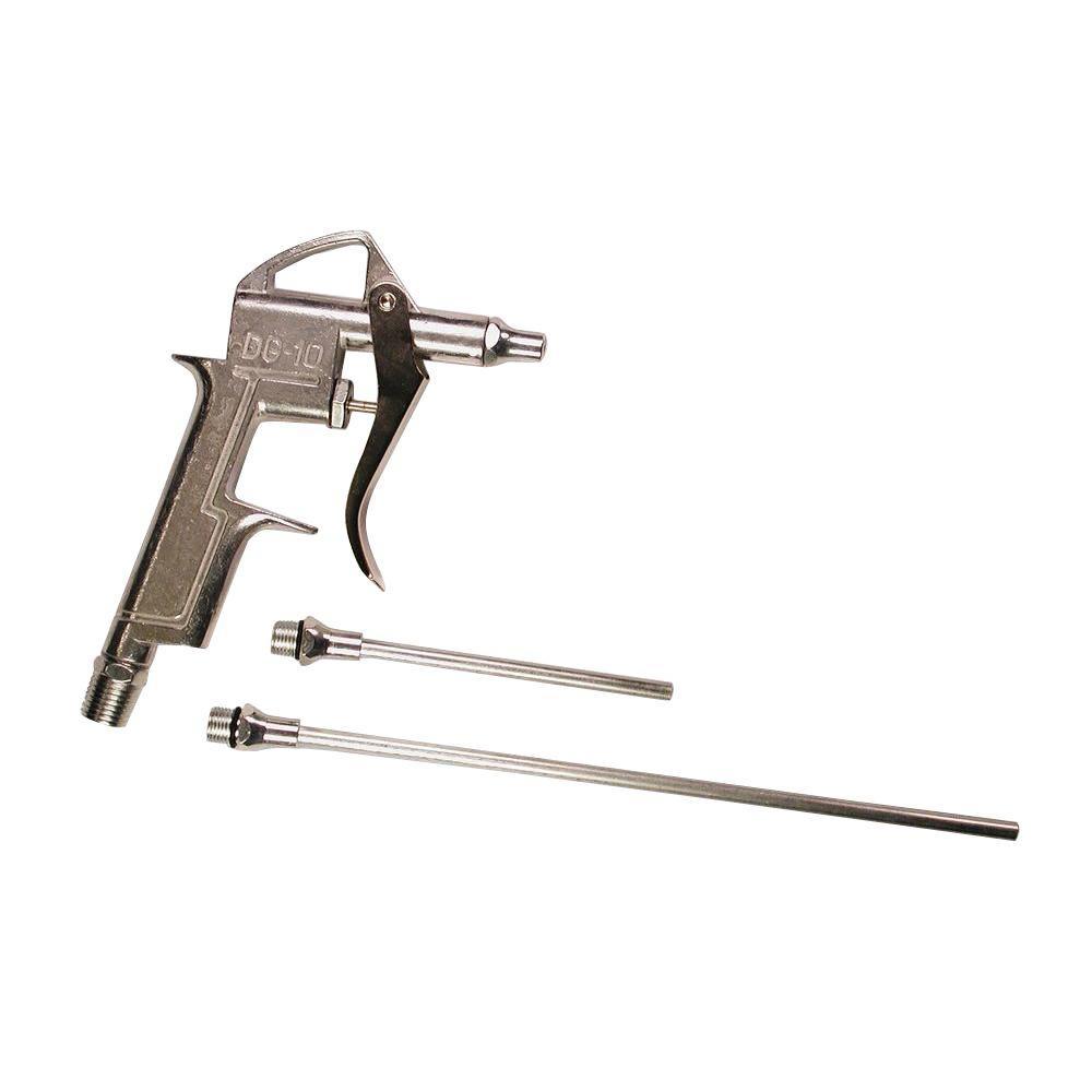 Air Duster Blow Gun Kit (4-Piece)