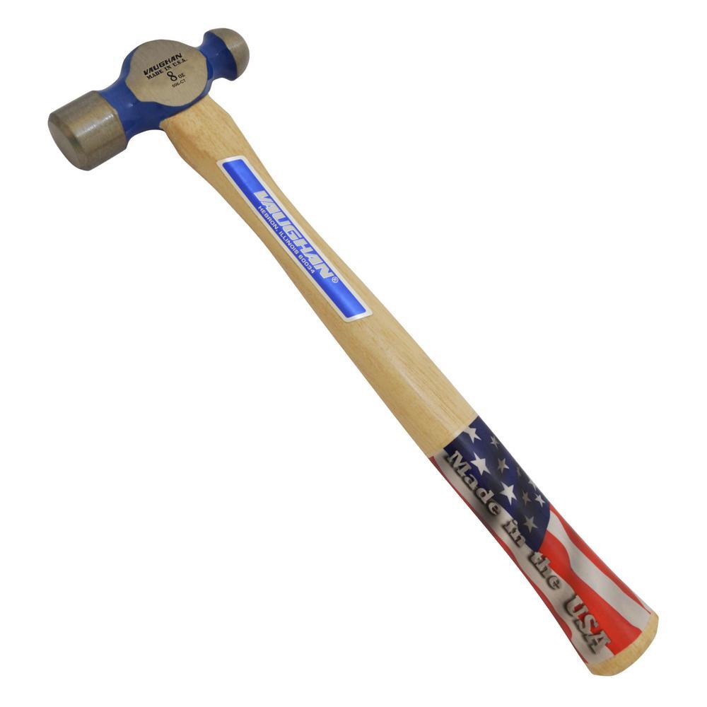 Vaughan 8Oz Ball-Peen Hammer