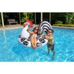 48 in. Rooster Party Float Swimming Pool Tube