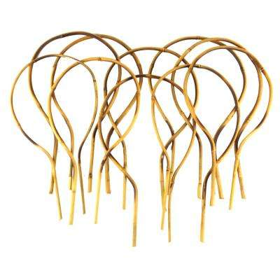 16 in  Bamboo Loop Stakes (10-Pack)