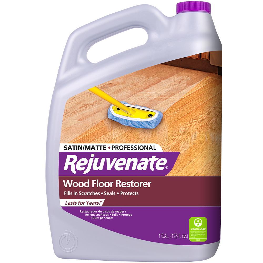 128 oz. Professional Satin Finish Wood Floor Restorer