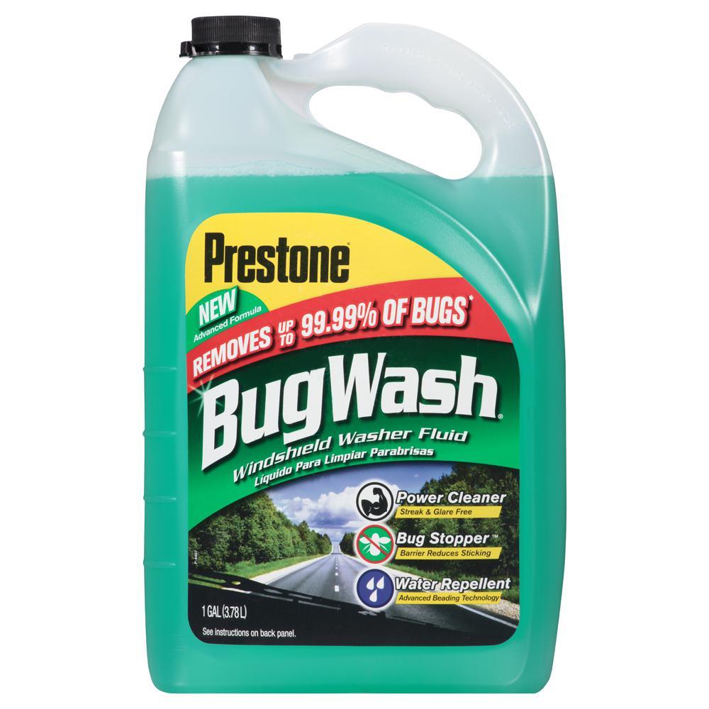 128 fl. oz. Bug wash washer fluid
