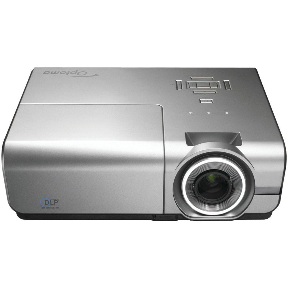 2c68ff668 Optoma 1600 x 1200 DLP Full-3D Multimedia Projector with 6000 Lumens ...