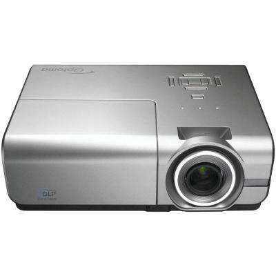 1600 x 1200 DLP Full-3D Multimedia Projector with 6000 Lumens
