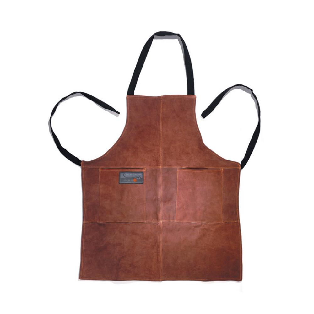 Grill Apron (Leather/1-Size)