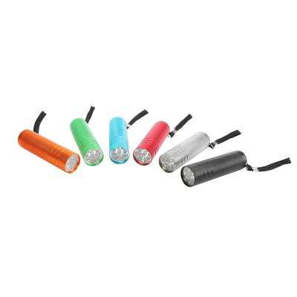 50 Lumens LED Flashlight Combo (8-Pack)