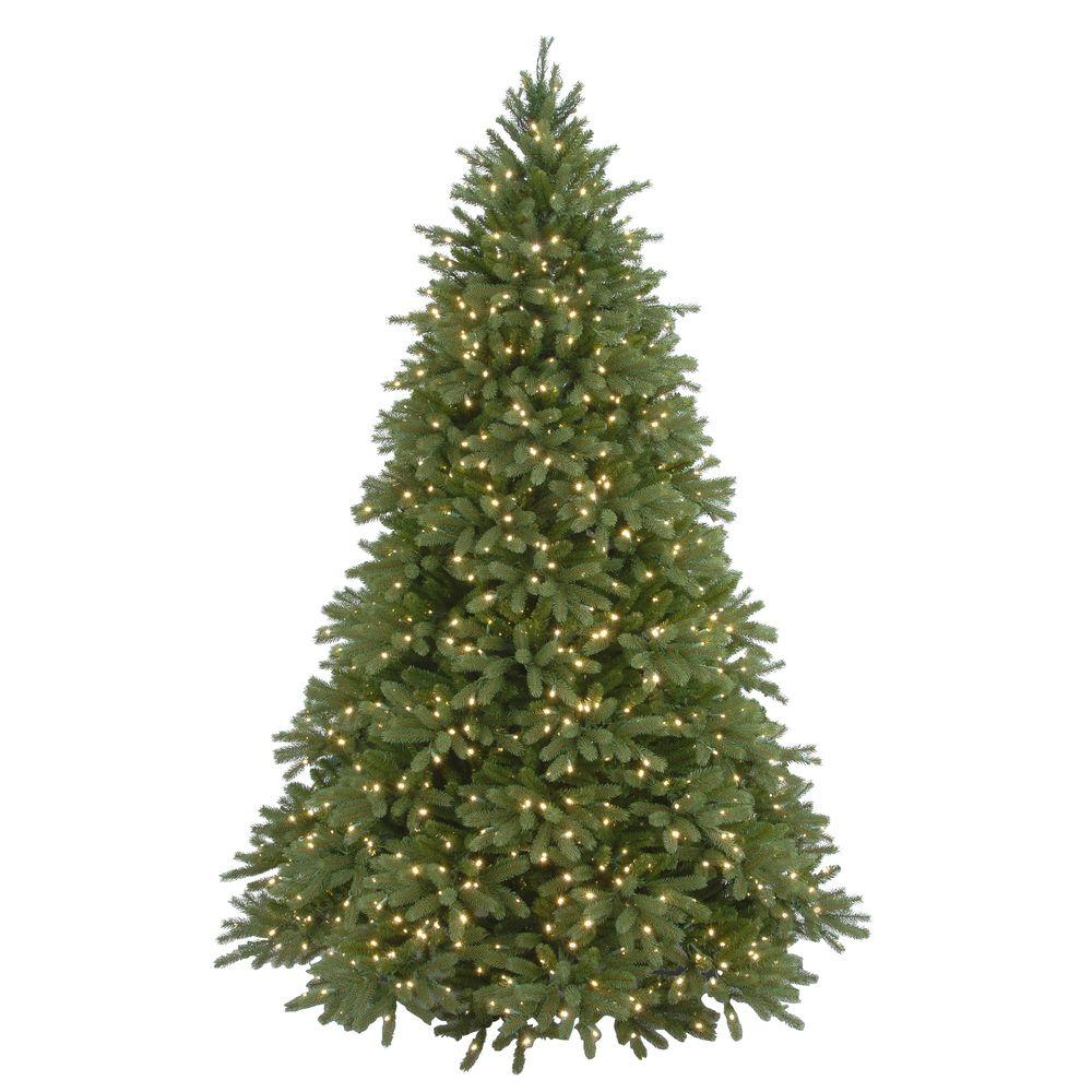 Most Realistic Artificial Christmas Tree Reviews: 9 Ft. Feel-Real Jersey Fraser Fir Artificial Christmas