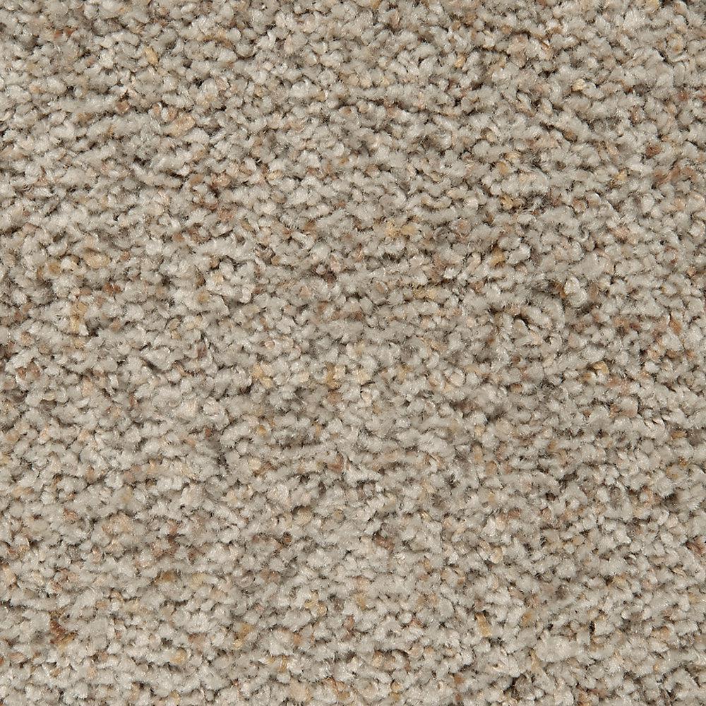 Mohawk Carpet Sample - Riley II - Color Olympia Textured 8
