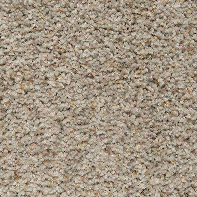 Carpet Sample - Riley II - Color Olympia Textured 8 in. x 8 in.