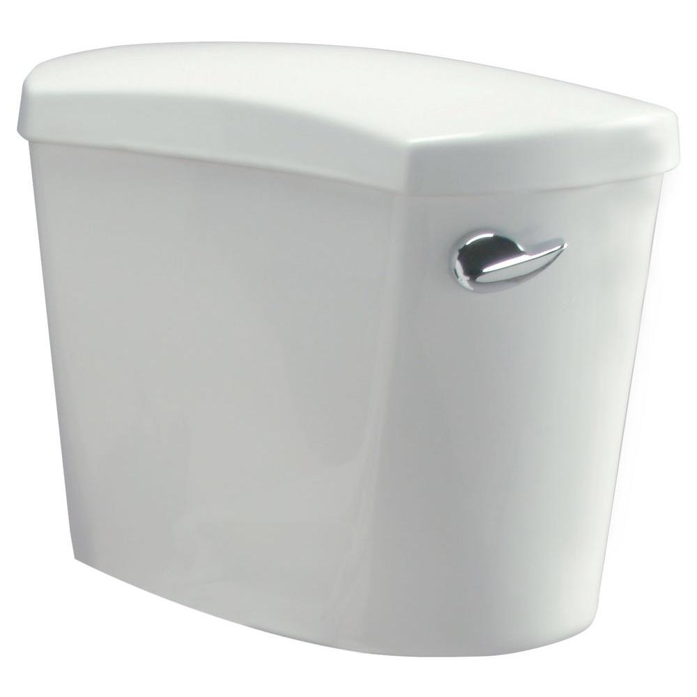 Zurn 1.6 GPF Single Flush Pressure Assist Toilet Tank Onl...