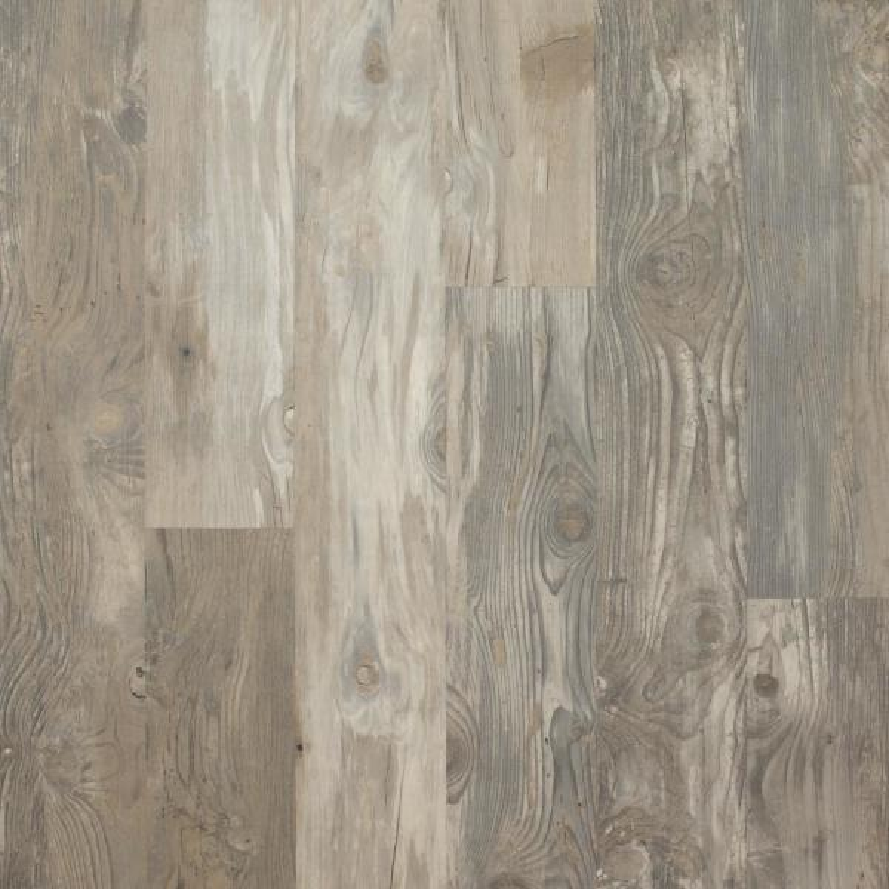 Henlopen Grey Oak 7.5 in. x 48 in. Luxury Rigid Vinyl Plank Flooring 17.55 sq. ft. per Carton